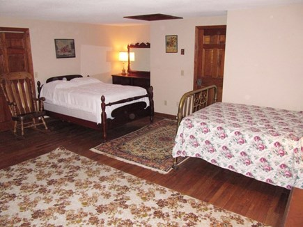 Eastham Cape Cod vacation rental - Another view of 2nd floor bedroom with 2 double and 2 twin beds