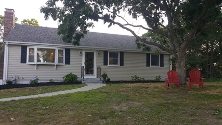 Chatham Cape Cod vacation rental - Front of the house