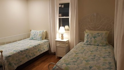 Chatham Cape Cod vacation rental - Bedroom #2 has 3 twin beds
