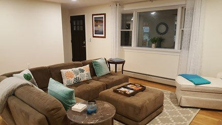 Chatham Cape Cod vacation rental - Large living room for entertainment