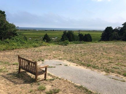 South Chatham Cape Cod vacation rental - Conservation land, Forest Beach lookout