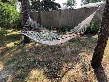 South Chatham Cape Cod vacation rental - Relax in the hammock