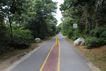 Eastham Cape Cod vacation rental - Easy access to the Cape Cod Rail Trail!