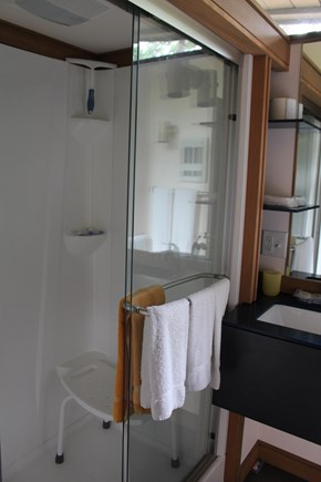 Eastham Cape Cod vacation rental - Newly renovated bathroom