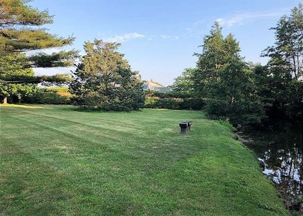 Falmouth Cape Cod vacation rental - Out our back door abutting Fresh River