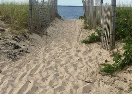 Falmouth Cape Cod vacation rental - Walk to Surf Drive Beach!