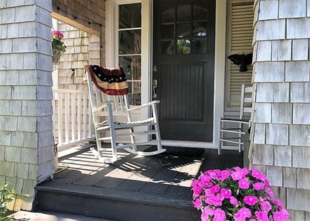 Falmouth Cape Cod vacation rental - Front Door