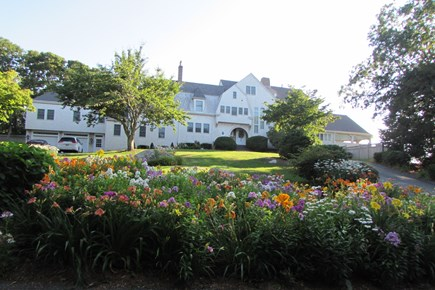 West Falmouth Cape Cod vacation rental - Award winning garden