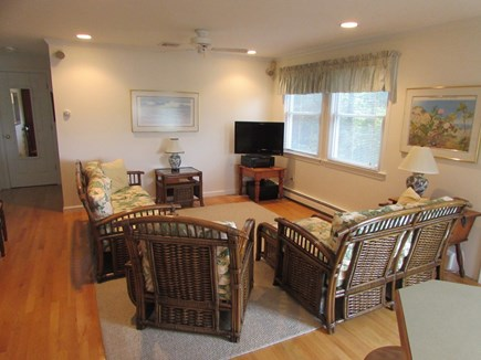 West Falmouth Cape Cod vacation rental - Great room in addition