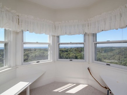West Falmouth Cape Cod vacation rental - View from the 3rd floor bedroom