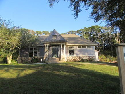 West Falmouth Cape Cod vacation rental - West Falmouth Library close by