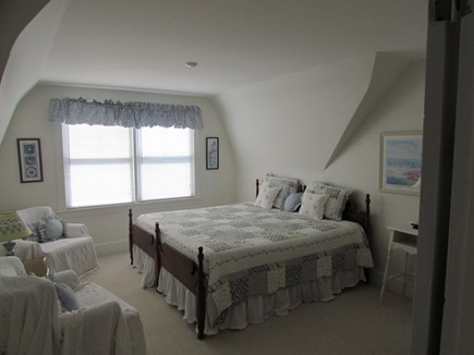 West Falmouth Cape Cod vacation rental - 3rd floor bedroom  king