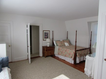 West Falmouth Cape Cod vacation rental - Typical large bedroom