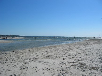 West Falmouth Cape Cod vacation rental - Chapoquoit Beach