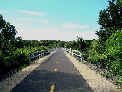 West Falmouth Cape Cod vacation rental - Shining Sea Bike Path
