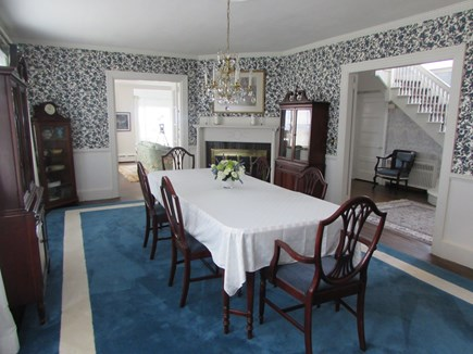 West Falmouth Cape Cod vacation rental - Dining Room