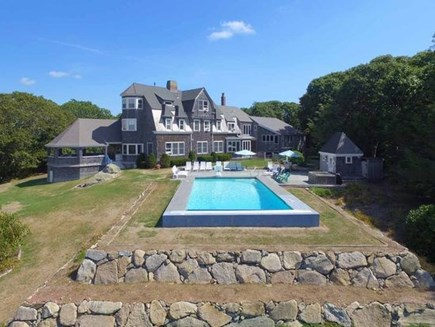 West Falmouth Cape Cod vacation rental - Pool