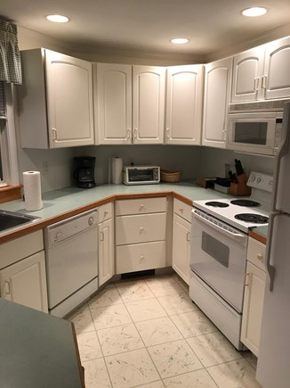 West Falmouth Cape Cod vacation rental - Kitchen in Addition