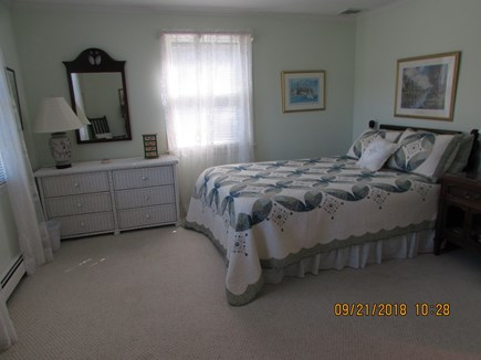 West Falmouth Cape Cod vacation rental - One of two bedrooms in addition queen