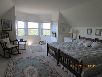 West Falmouth Cape Cod vacation rental - Third floor bedroom king