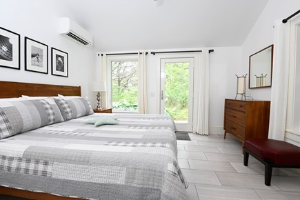 North Truro Cape Cod vacation rental - Bedroom with King Bed