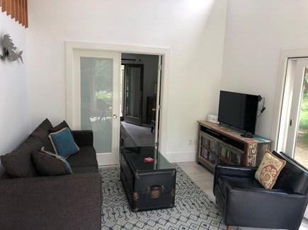 North Truro Cape Cod vacation rental - Living Area