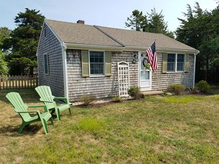 Harwichport, Red River Beach Cape Cod vacation rental - Cottage from front