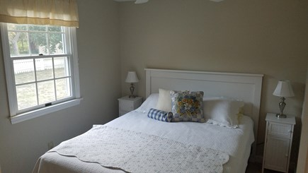 Harwichport, Red River Beach Cape Cod vacation rental - Bedroom 1: queen bed