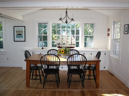 Chatham Cape Cod vacation rental - Dining with room for eight.
