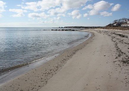 Chatham Cape Cod vacation rental - Pleasant St. Beach, 6/10 mile from house, 12 Free Parking Spaces.