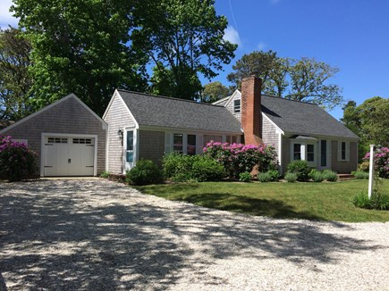 Chatham Cape Cod vacation rental - Garage for bikes etc.