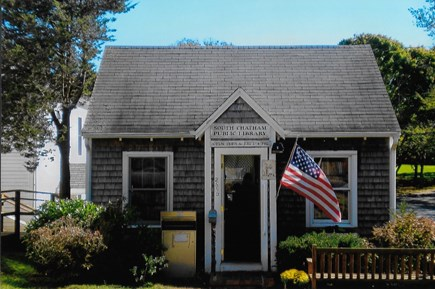Chatham Cape Cod vacation rental - The Most Adorable Little Library around!  A short bike ride away.