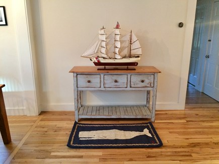 Chatham Cape Cod vacation rental - Cape Cod decor