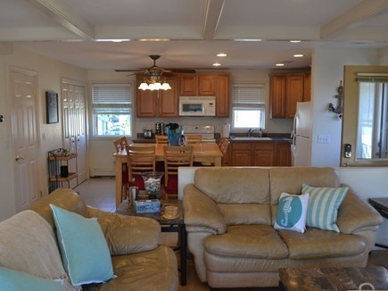 Plymouth, White Horse Beach MA vacation rental - Fully stocked kitchen, washer/dryer, and more.