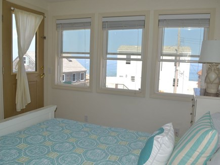 Plymouth, White Horse Beach MA vacation rental - Ocean views and private balcony from your master bedroom