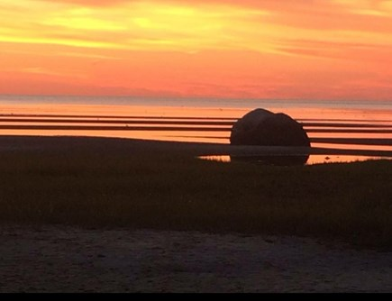 Orleans Cape Cod vacation rental - Sunset near Rock Harbor!
