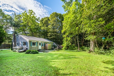 Orleans Cape Cod vacation rental - Huge, Private Back Yard