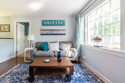 Orleans Cape Cod vacation rental - Inviting Living area