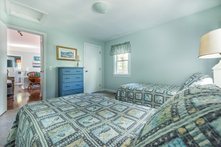 Orleans Cape Cod vacation rental - Twin Bedroom 2nd view