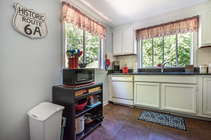 Orleans Cape Cod vacation rental - Stocked Kitchen-including Lobster Pot!