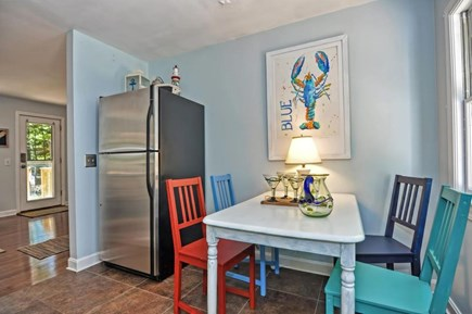 Orleans Cape Cod vacation rental - Eat in Area in Kitchen