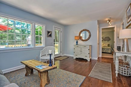Orleans Cape Cod vacation rental - We are adding a small Smart TV and Wifi