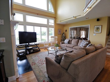 West Hyannisport Cape Cod vacation rental - Family room