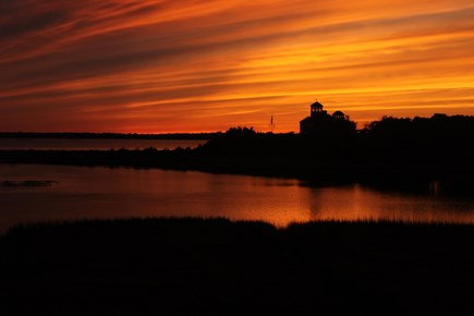 West Hyannisport Cape Cod vacation rental - Amazing sunsets
