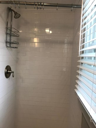North truro Cape Cod vacation rental - New tiled shower