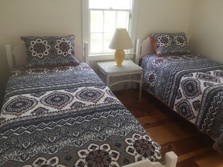 North truro Cape Cod vacation rental - Twin beds