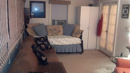 Plymouth MA vacation rental - First Floor - 4th Bedroom -Twin Day Bed & Trundle, or Family Room