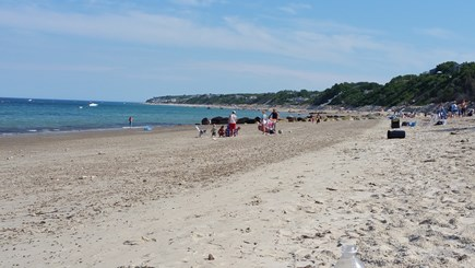 Plymouth MA vacation rental - Endless Beautiful Beach