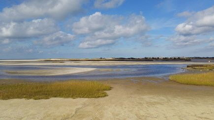 Yarmouthport Cape Cod vacation rental - Grey's Beach 1/4 mile walk from the house