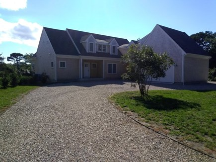Yarmouthport Cape Cod vacation rental - Front view